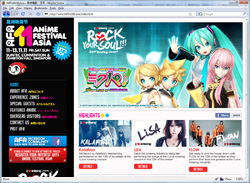 animefestival.asia